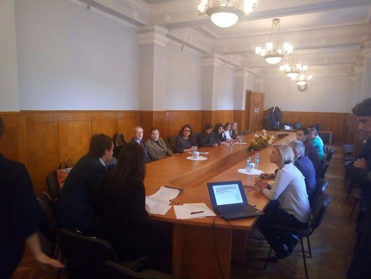 "Round table ""Attitude to medical reform of participants in the educational process in the medical industry"""