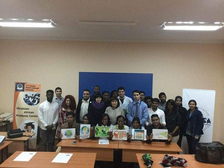 Науково-практичний семінар «Психічне здоров'я на робочому місці» до Всесвітнього дню психічного здоров'я