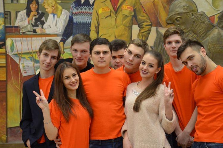 Студенти медичного факультету – учасники ліги КВК «Universe»