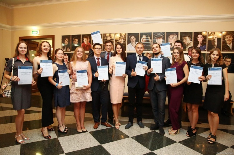 Students of the School of Medicine are scholars of the Konrad Adenauer International Foundation