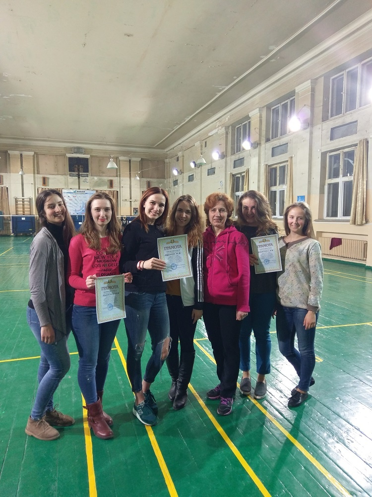 Students of the School of Medicine - winners in badminton competitions of the 67th Student Spartakiad