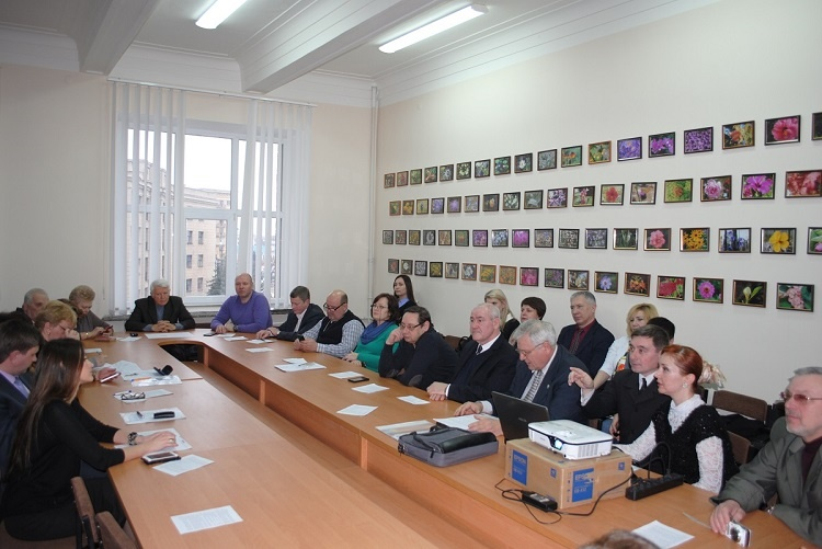 The solemn meeting of the Academic Board of the School of Medicine in occasion of the 250th anniversary of the birth of E. O. Mukhin was held