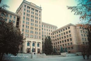 Факультет очима студентки Ю. Федоренко