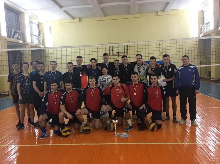 Студенти медичного факультету – переможці змагань з волейболу