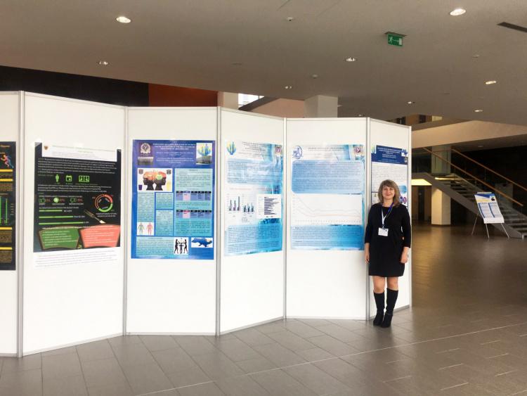 Викладачі медичного факультету – учасники п'ятого інтернаціонального конгресу Польської асоціації (м. Вроцлав, Польща)