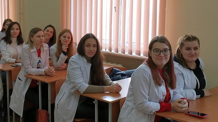 На кафедре анатомии человека прошёл студенческий научный семинар