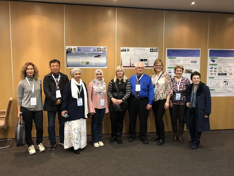 "Instructors of the School of Medicine are participants of ""International Conference on Virology, Bacteriology and Infectious Diseases"" (Rome, Italy)"