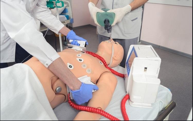На медичному факультеті Каразінського університету створено симуляційний центр медичної підготовки