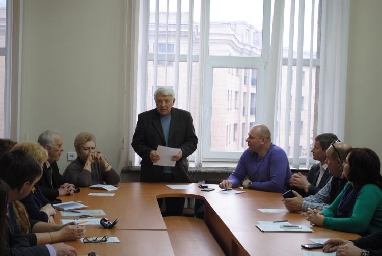 Заплановано проведення поточного контролю рівню підготовки студентів 3 курсу до КРОК-1