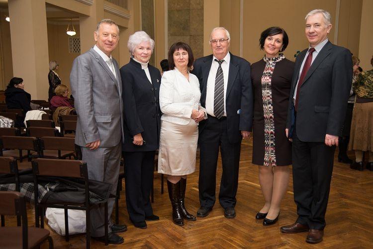 Урочисте святкування 95-тиріччя ДУ «Інститут охорони здоров'я дітей та підлітків НАМН України»