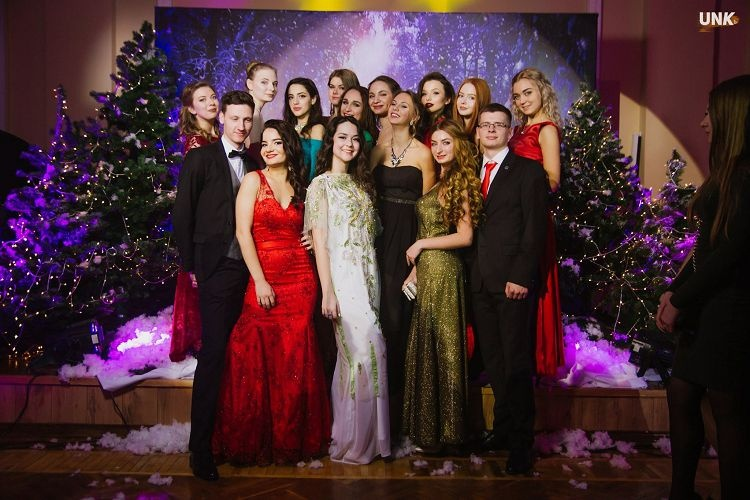 The Annual University Charity Winter Ball