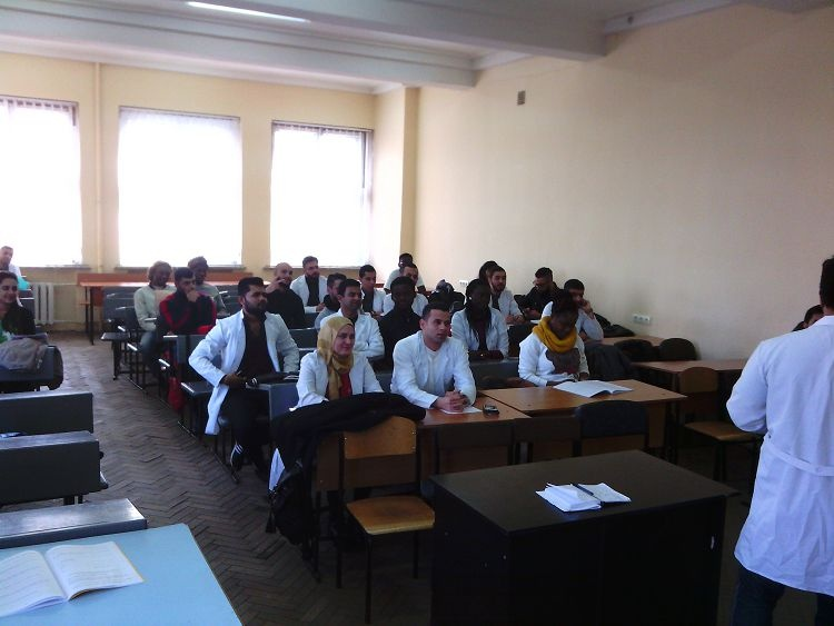 The seminar on business plans in the Health Care System was held