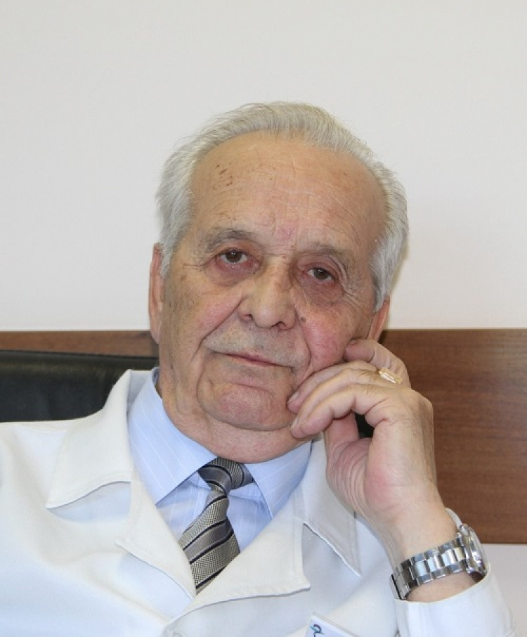 Congratulations on the anniversary of the Head of the Department of Surgical Diseases, Doctor of Medicine, Full Professor Eugene D. Khvorostov!