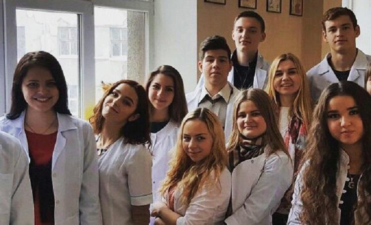 На базі наукового гуртка з анатомії людини пройшов студентський семінар