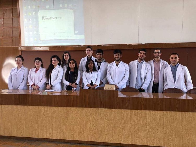 Scientific seminars of the Department of Human Anatomy of the School of Medicine