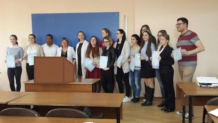 IX англомовна студентська науково-практична конференція «Збереження здоров'я молоді – збереження нації»