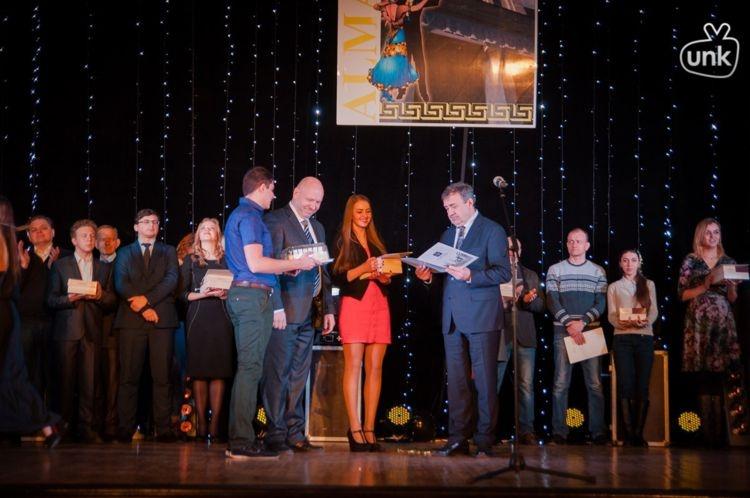 Студенты медицинского факультета – призеры ежегодного общеуниверситетского конкурса «Alma Mater»
