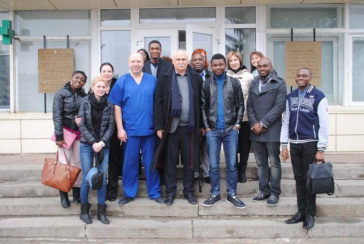 Участь наших студентів у реабілітації постраждалих бійців АТО