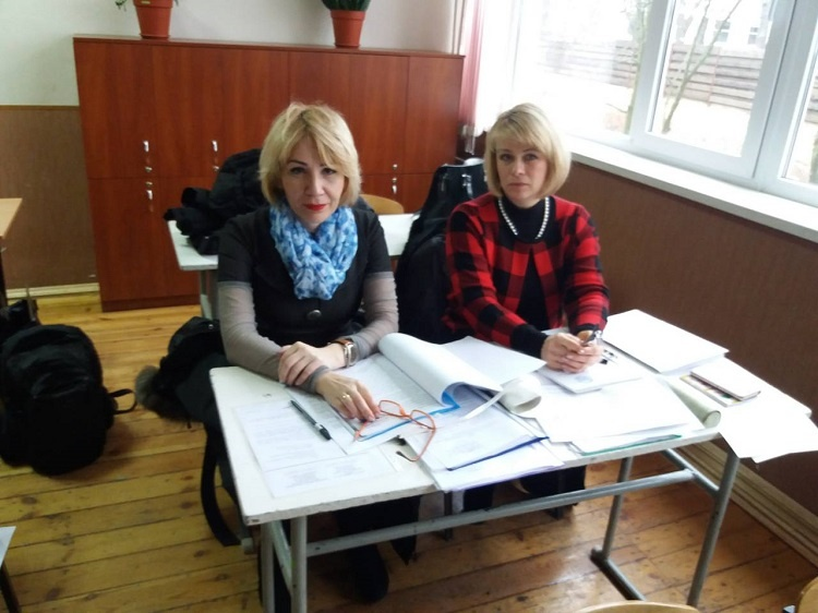 Instructors of the School of Medicine are members of the jury of the All-Ukrainian competition-defense of research works of pupils-members of the Small Academy of Sciences of Ukraine
