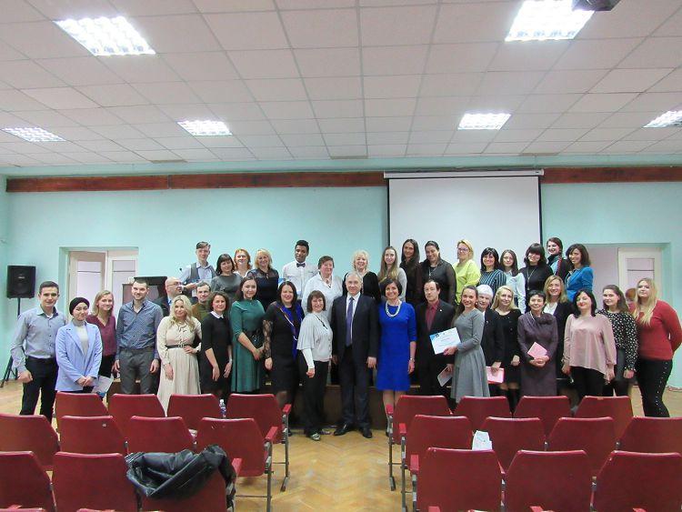 """Науково-практична конференція молодих вчених """"Проблеми сьогодення в педіатрії"""""""
