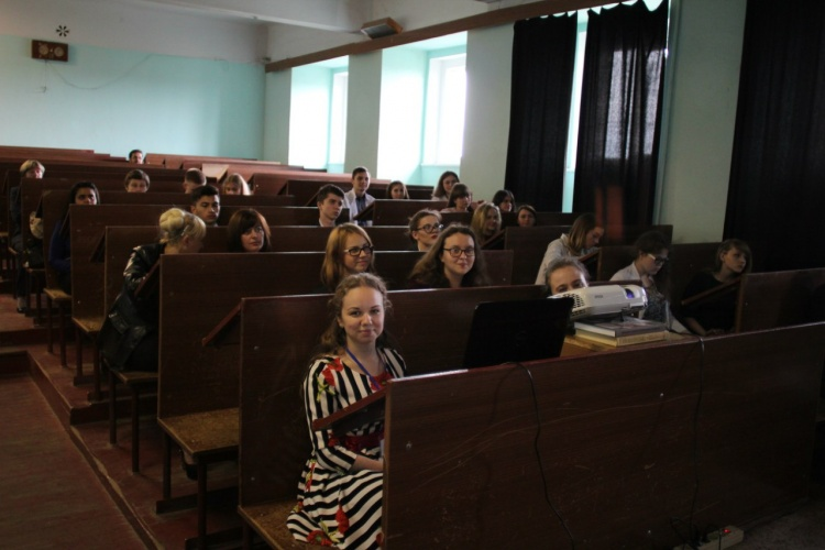 The students of the School of Medicine participated in the International Scientific Interdisciplinary Conference (ISIC)
