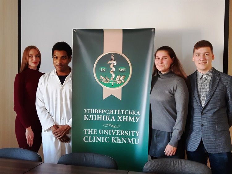 "Students of the School of Medicine took part in the scientific and practical conference f""Modern issues of laboratory medicine"""