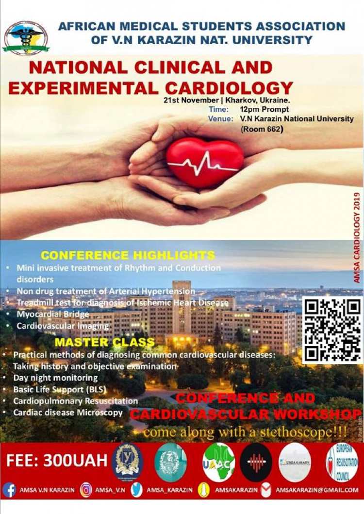 Conference and seminar on clinical and experimental cardiology