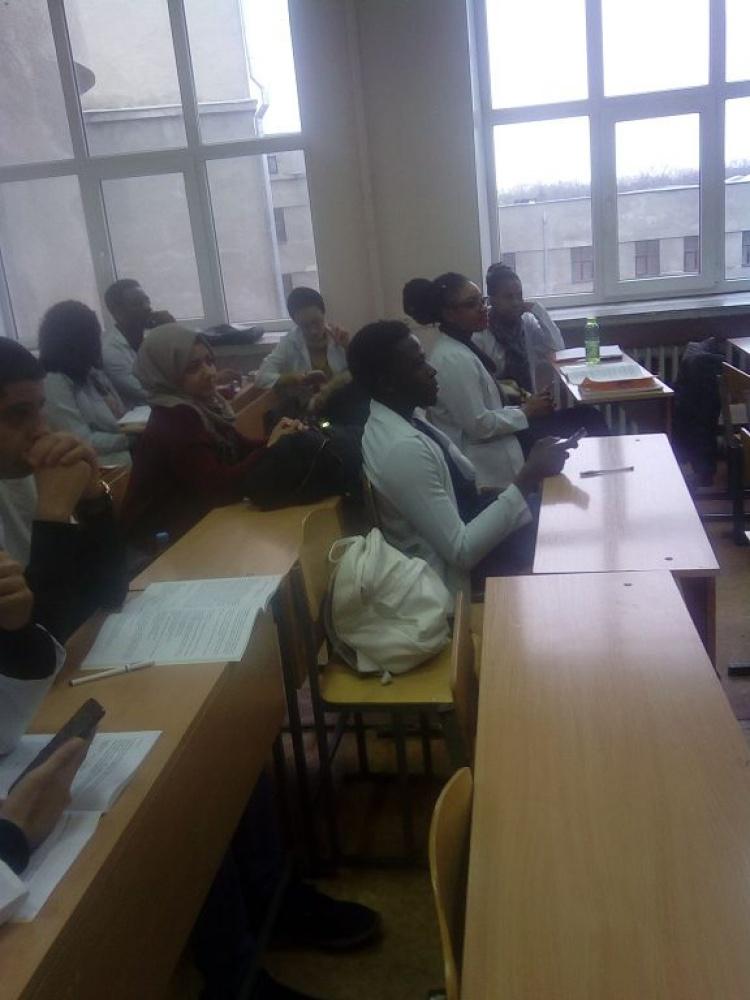 Проведено низку семінарів, присвячених організації роботи санітарно-епідеміологічної служби