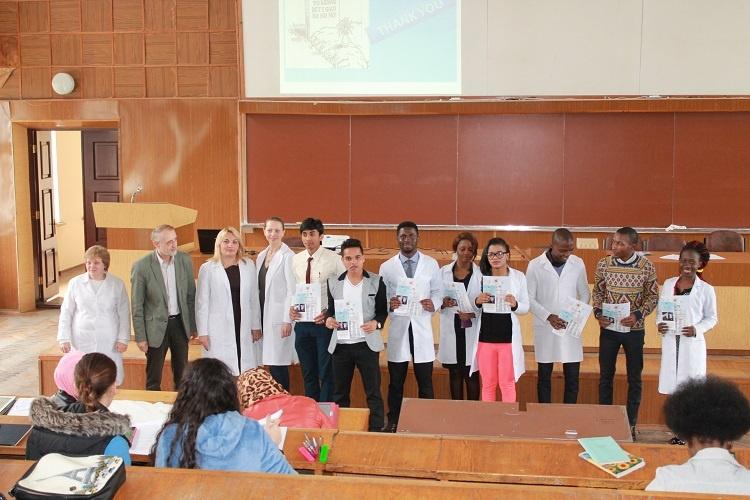 IІІ англомовна студентська науково-практична конференція «Актуальні питання спортивної медицини та фізичної реабілітації»
