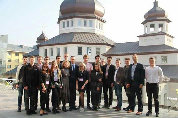 Студенти медичного факультету учасники заходу «LVIV MEDICAL WEEKEND»